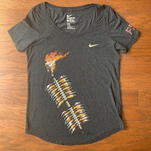 Nike | FSU T-Shirt Women's Large